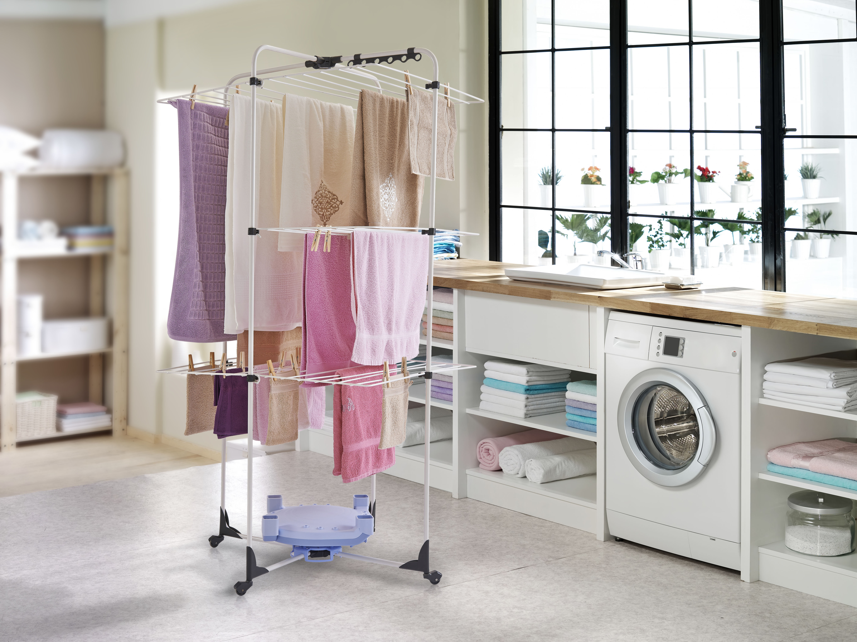 acheter ventilateur s che linge confort domo. Black Bedroom Furniture Sets. Home Design Ideas